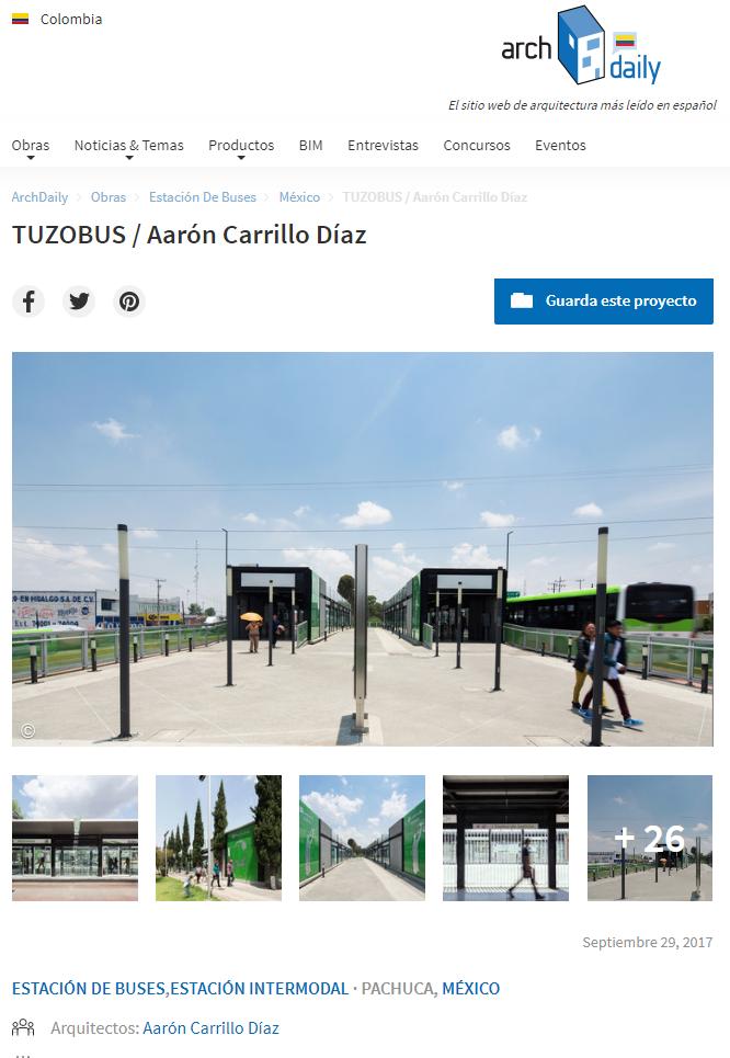 TUZOBUS COLOMBIA