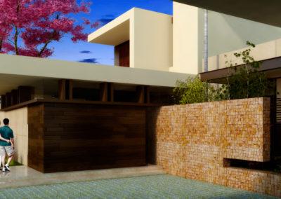 Residencia Oasis