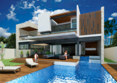 Residencia Puerto Cancún